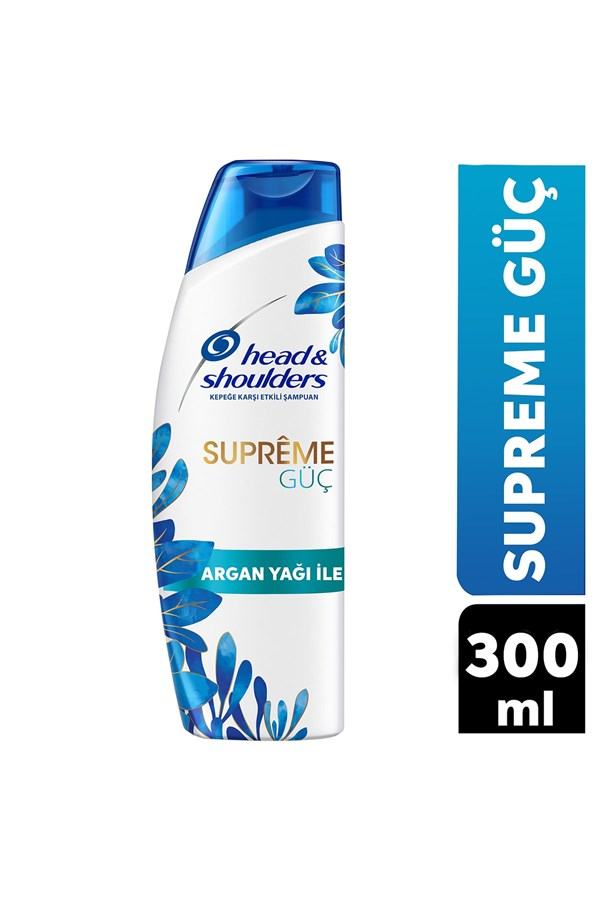 Head&Shoulders Şampuan Supreme 300 ml 8001090678584