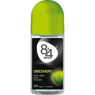 8X4 Roll-On Men Discovery