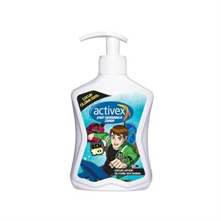 Activex Sıvı Sabun Ben10 300 ml