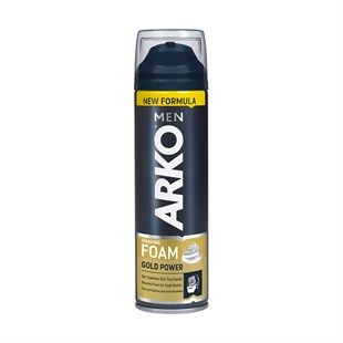 Arko Traş Köpüğü Gold Power 200 ml