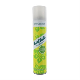 Batiste Kuru Şampuan Tropical 200 ml