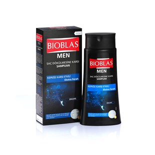 Bioblas Men Kepekli 400 ml