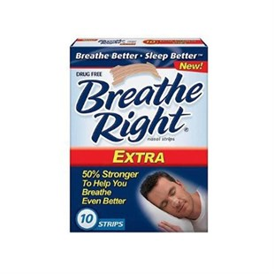 Breathe Right Burun Bandı 10lu Extra