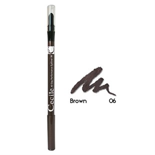 Cecile All Day Performance Eyeliner Kalem 6