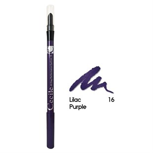 Cecile All Day Performance Eyeliner Kalem 16