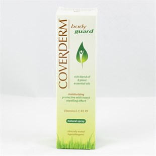 Coverderm Body Guardy Naturel Sprey 100 ml