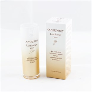 Coverderm Luminous Yeux Sprey Yeni 15 ml
