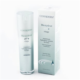 Coverderm Maxydrat Visage Normal Maximum Hydration System For