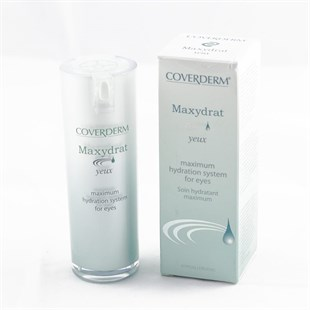 Coverderm Maxydrat Yeux Maximum Hydration System For Face And Ey