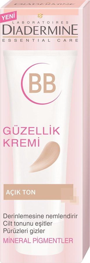 Diadermine Bb Cream Light 50 ml