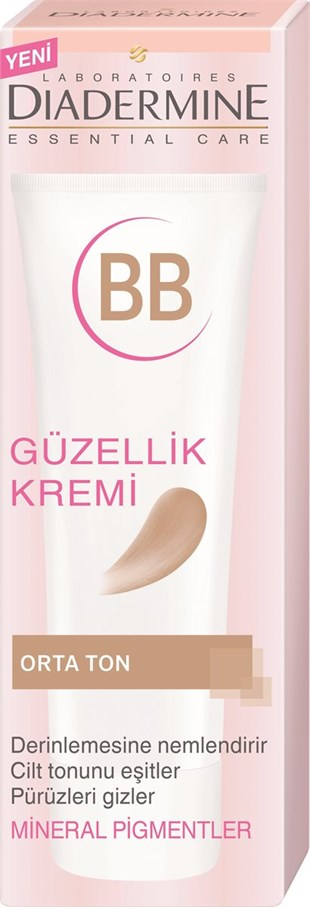 Diadermine Bb Cream Medium 50 ml