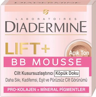 Diadermine Lift + Bb Mousse Light Yeni 50 ml