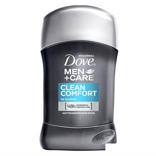 Dove Men Clean Comfort Deodorant Stick 50 Gr