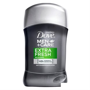 Dove Men Extra Fresh Deodorant Stick 50 Gr