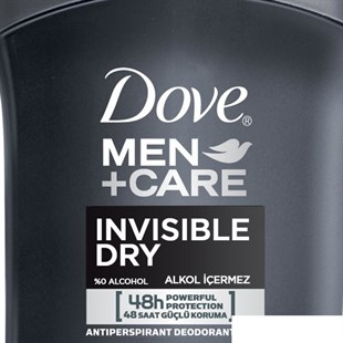Dove Men invisible Stick 50 ml
