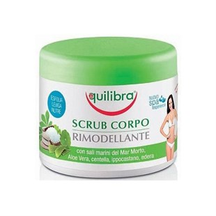 Equilibra Aloe Body Scrub 600 ml