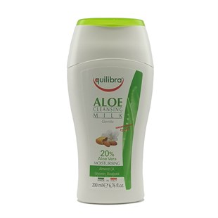 Equilibra Aloe Vera Skin care Cleansing Milk 200 ml