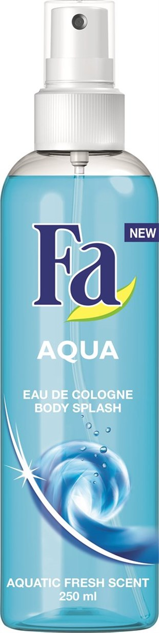 Fa Aqua Body Splash 250 ml