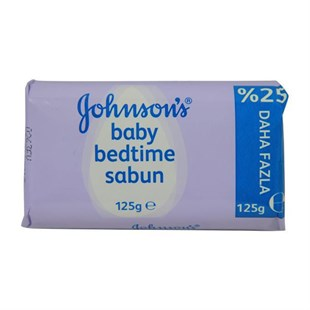 Johnsons Baby Bedtime Sabun 125 Gr