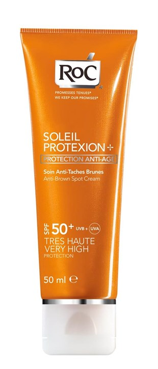 Roc Soleil Protect Anti Ageging Cream Spf50 50 ml