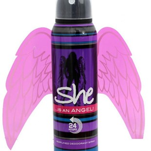 She Angel Deodorant 150 ml