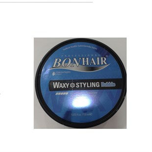 Bon Hair Buble Stylıng Wax 150 Ml