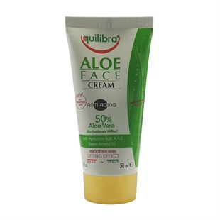 Equilibra Aloe Vera Face Cream Anti Aging 50 ml