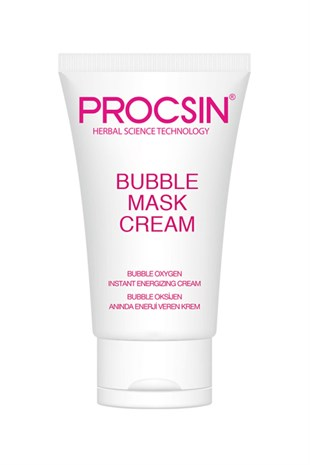 Procsin Bubble Maske Krem 75 ml
